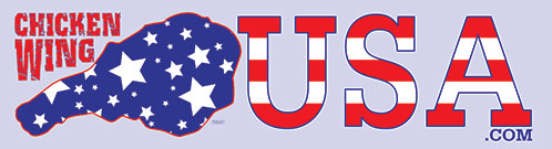 Chicken Wing USA Logo